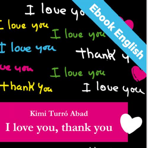 Ebook I love you, thank you
