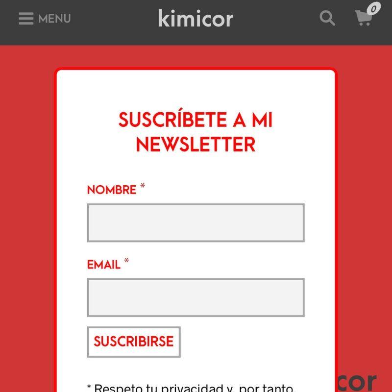 Suscripción a Kimicor