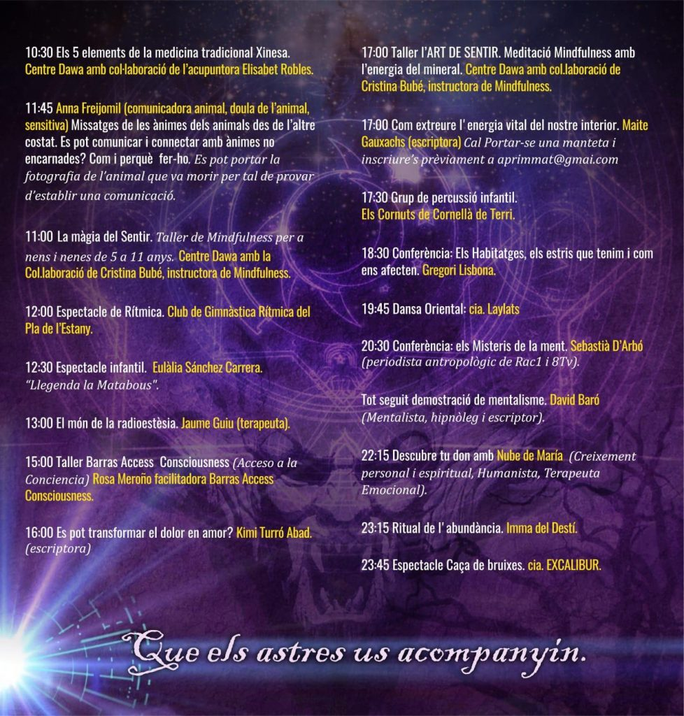 XV dia i nit de misteri a Palol de Revardit 2