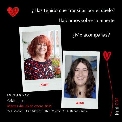 Hablamos de la muerte con Alba