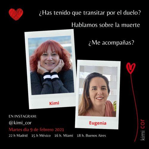 Hablamos sobre la muerte Kimi Eugènia