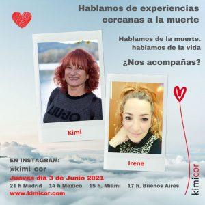 Experiencias cercanas a la muerte Kimicor